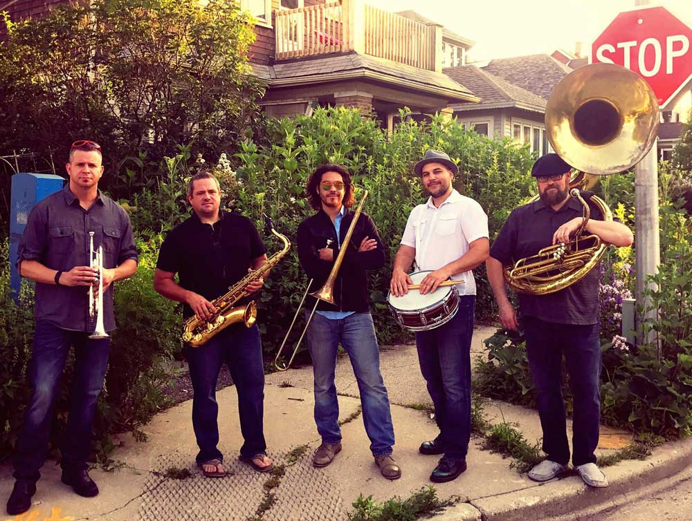 Concert Series - Hot & Dirty Brass Band